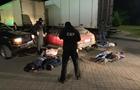 Масштабна спецоперація силовиків в Ужгороді: Затримано групу нелегалів та їх провідників (ВІДЕО)
