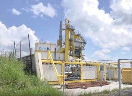 Нема грошей: На Закарпатті турки закривають асфальтний завод і не можуть продовжити ремонт дороги