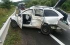 Аварія на Воловеччині: Троє людей опинилися в лікарні