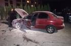 На Свалявщині автомобіль загорівся під час руху