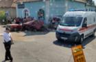 У селі Білки сталася ДТП в якій легковик Жигулі розірвало на дві частини