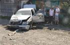 З'явилося відео жахливої ДТП у Білках, де автомобіль розірвало навпіл (ВІДЕО)