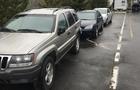 Закарпатські митники забрали у громадян Словаччини три автомобіля