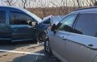 У ДТП біля Ужгорода постраждало двоє людей