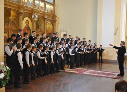 В Ужгороді розпочинається фестиваль духовної пісні