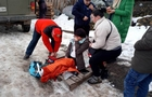 На Драгобраті лижниця з Київщини зламала ногу. Викликали рятувальників