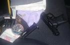 На Іршавщині поліцейські випадково зупинили автомобіль, у якому знайшли зброю та наркотики
