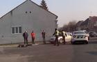 У Мукачеві на перехресті автомобіль збив пішохода (ФОТО)