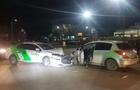 Вночі в Ужгороді сталася ДТП за участі автомобіля таксі