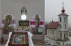 На Перечинщині викрали з церкви 11000 грн та позолоту