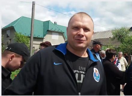 Майдан з Тячева переноситься в Ужгород (ВІДЕО)