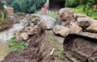 На Рахівщині завершують ремонт дороги після паводку