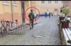 Озброєні силовики з'явилися відразу біля кількох установ угорців Закарпаття (ФОТО)