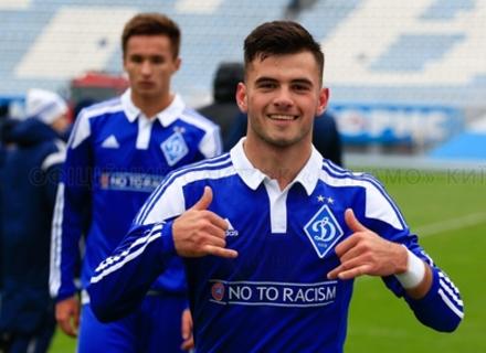 Закарпатський футболіст забив італійському Ювентусу і допоміг київському Динамо пройти в 1/8 молодіжної ліги UEFA (ВІДЕО)