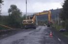 Розпочався ремонт дороги до водоспаду Шипіт