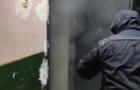Ужгородські поліцейські врятували жінку під час пожежі
