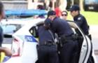 На Закарпатті патрульні поліцейські побили чоловіка