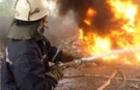 На Хустщині згоріла жінка