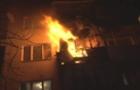 Пожежа в квартирі багатоповерхівки в Хусті. Госпіталізовано жінку