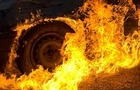 У Тячеві згорів позашляховик, а на Мукачівщині - старенький Форд