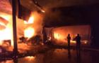 На Тячівщині згорів цех деревообробного підприємства та корівник - загинула людина
