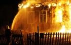 На вихідні в Закарпатті згоріли три житлові будинки