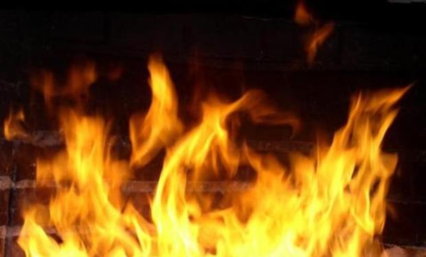Чергова пожежа в УжНУ