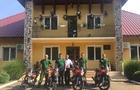 На Берегівщині лісівники патрулюють ліс на мотоциклах