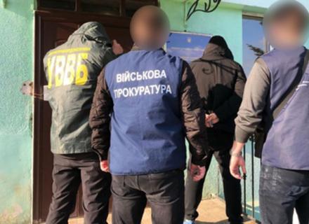 На Закарпатті викрили прикордонника, що збував психотропи серед колег-військовослужбовців