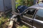 На Виноградівщині п'яний іноземець на автомобілі збив електроопору на залізничному переїзді