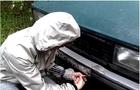 Львів'янин викрадав номерні знаки з автомобілів ужгородців і вимагав викуп