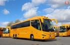Від завтра з Ужгорода та Мукачева до словацького міста Кошице почне курсувати автобус компанії RegioJet