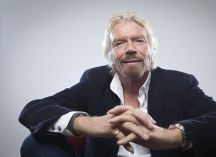 Як домогтися успіху. 10 порад від Річарда Бренсона