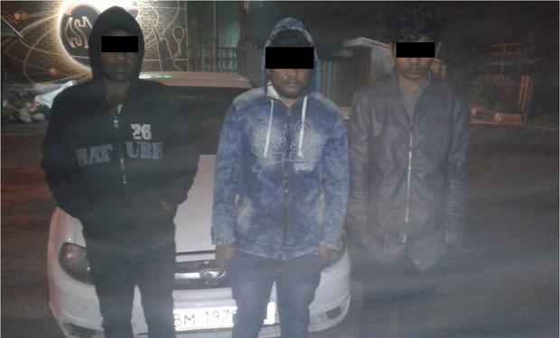 На Закарпатті затримали трьох нелегальних мігрантів та їх ймовірного переправника