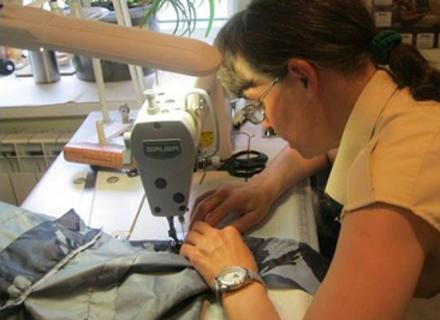 Оборудование для швейных мастерских
