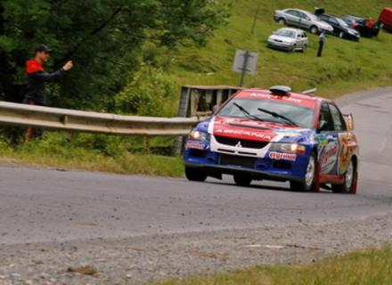 На Перечинщині пройшли два етапи Чемпіонату України з гірських перегонів (ВІДЕО)