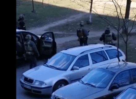 Співробітники СБУ затримали депутата Свалявської райради