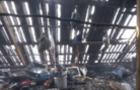 Біля Мукачева цигани спалили два будинки (ВІДЕО)