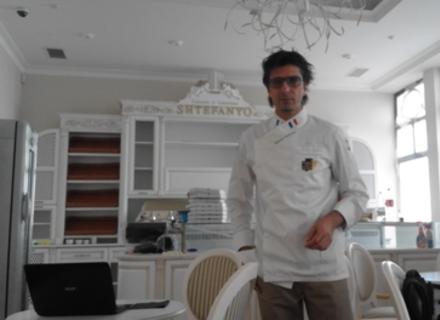Валентин Штефаньо: Новий початок на новому місці і повернення легендарного торта