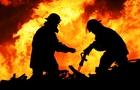 На пожежі житлового будинку в Берегові ледь не загинула її власниця