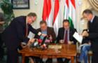 Угорщина дасть 4 млн. форинтів на ремонт даху Закарпатської дитячої лікарні