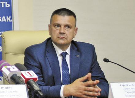 Начальник управління Укртрансбезпеки в Закарпатті поновився на роботі через суд