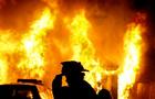 В Ужгороді вогонь знищив магазин автозапчастин (ВІДЕО)