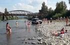 На річці Тиса в Закарпатті мажор на джипі мало не подавив дітей, які відпочивали на березі