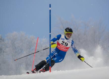 Закарпаття друге на Чемпіонаті України з гірських лиж