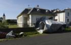 Біля Ужгорода торнадо знищив 30 будинків (ФОТО)