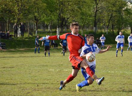 У футбольному Чемпіонаті Закарпаття відбулися матчі 3-го туру