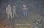 Румунські прикордонники показали, як затримали банду закарпатських контрабандистів з крупною партією сигарет (ВІДЕО)