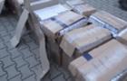 Закарпатські прикордонники пропустили до Угорщини крупну партію контрабандних сигарет на 3 млн. гривень