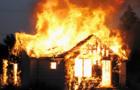 На Рахівщині згорів житловий будинок